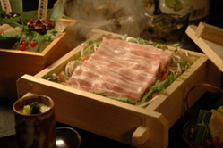 Steamed Pork